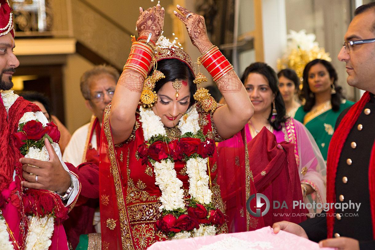 Wedding Photos at Versailles Convention Centre