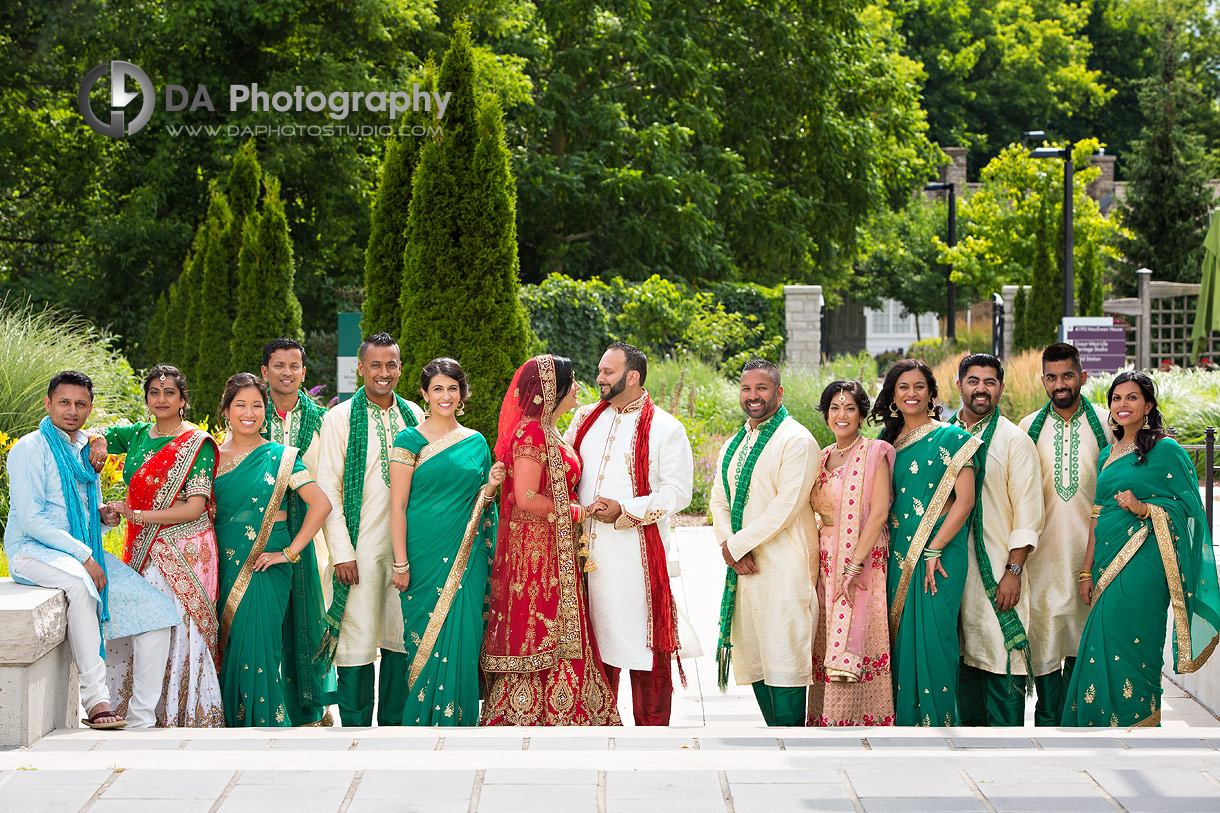Riverwood Conservancy Wedding in Mississauga