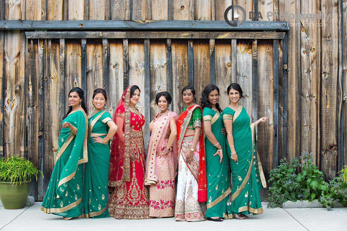 Bridesmaid Dresses at Riverwood Conservancy