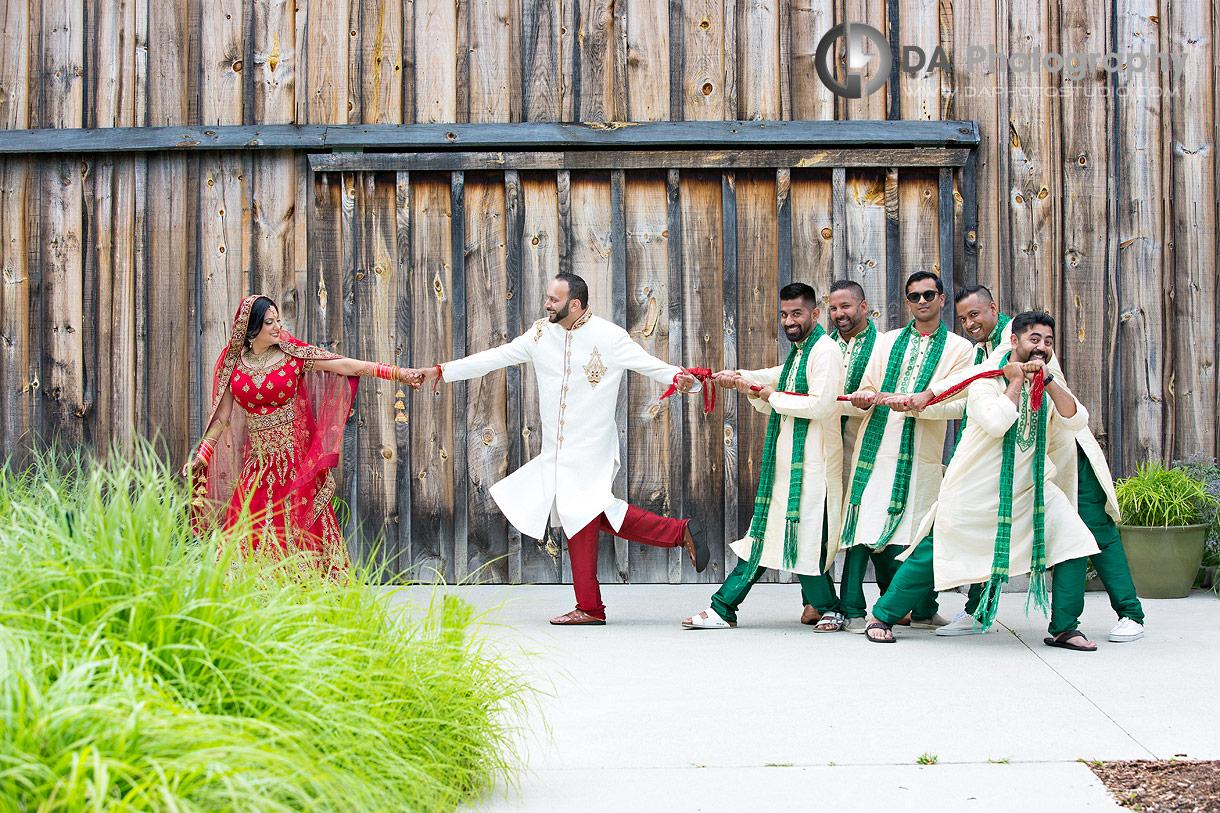Wedding Dress at Riverwood Conservancy