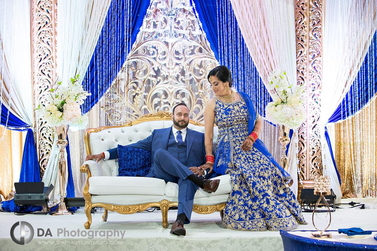 Versailles Convention Centre Wedding Receptions