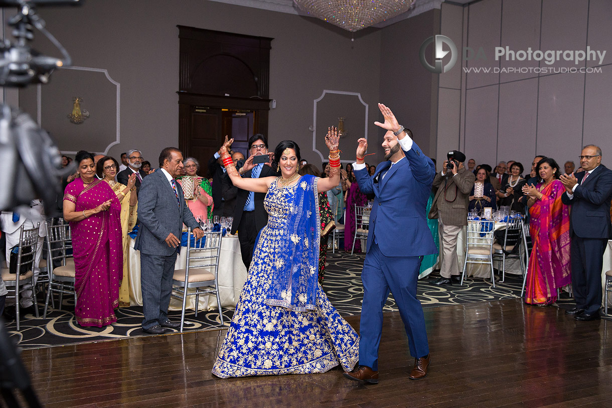 Traditional Indian Wedding Receptions