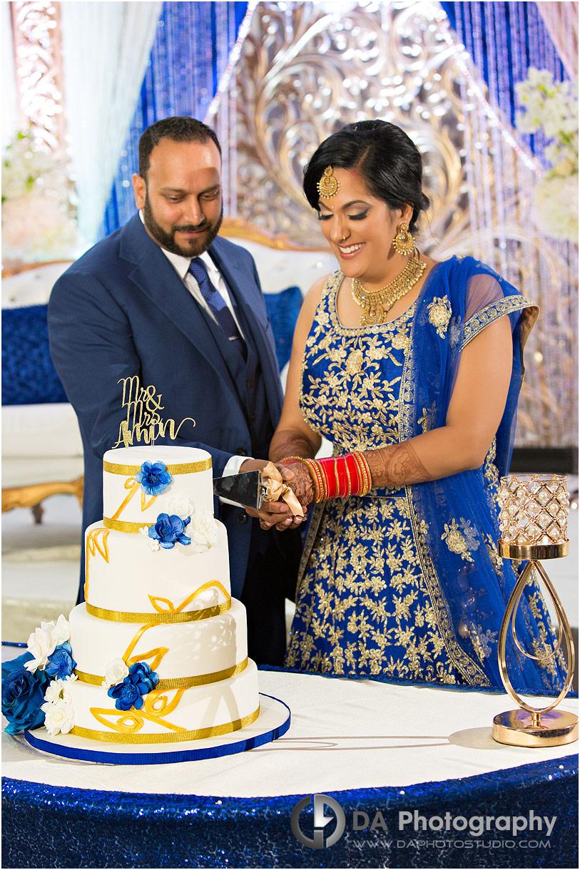 Wedding Reception at Versailles Convention Centre
