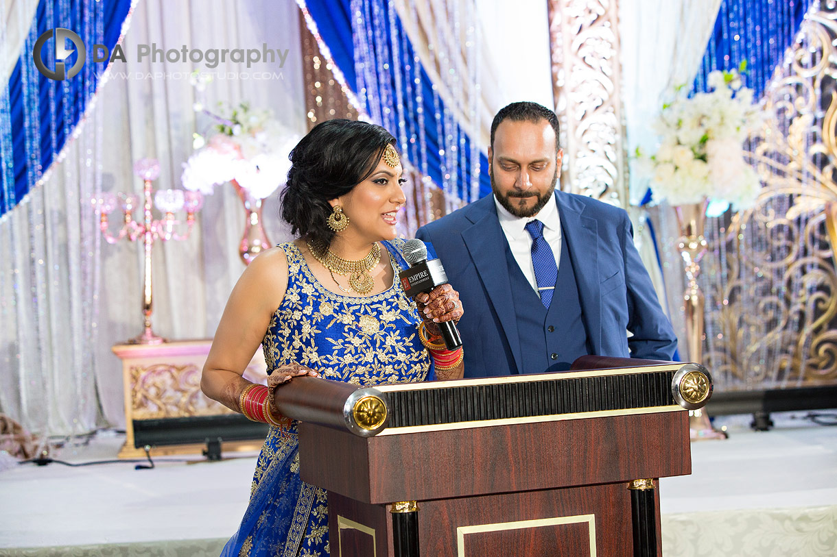 Versailles Convention Centre Wedding Photographers