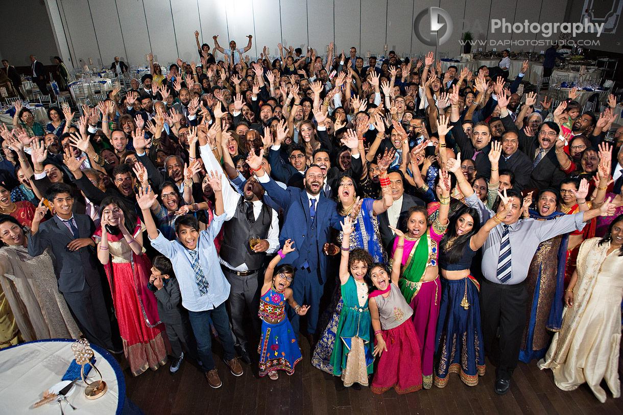 Wedding Receptions at Versailles Convention Centre