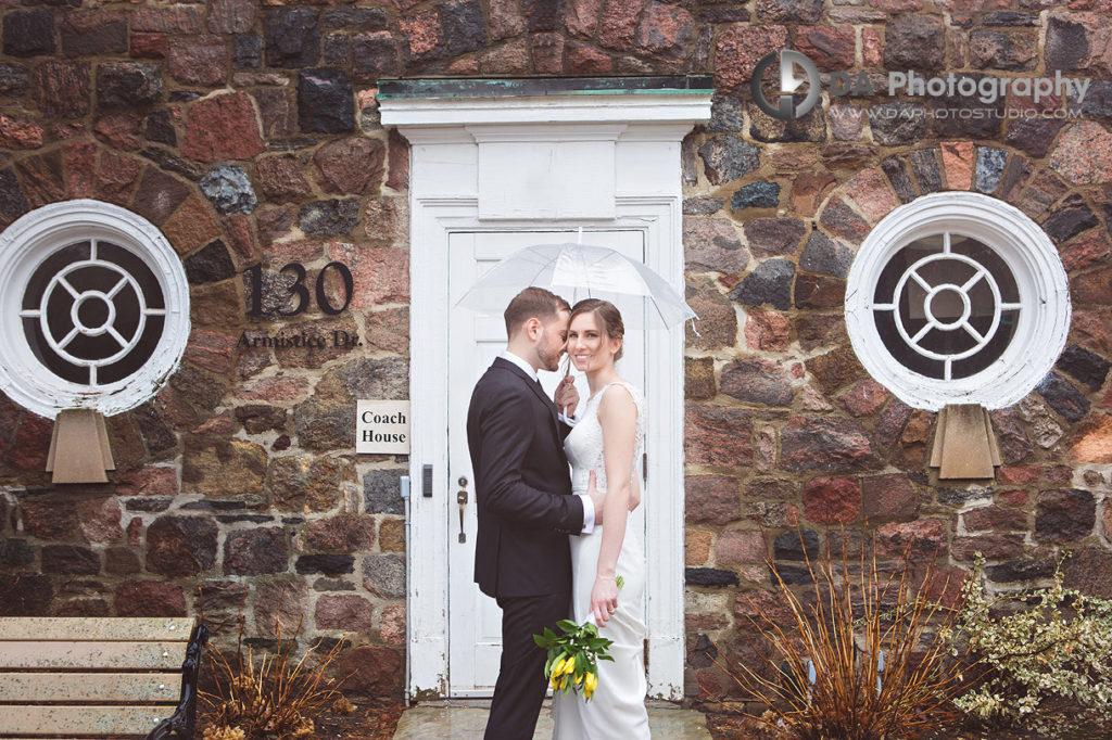 Wedding at Estates of Sunnybrook
