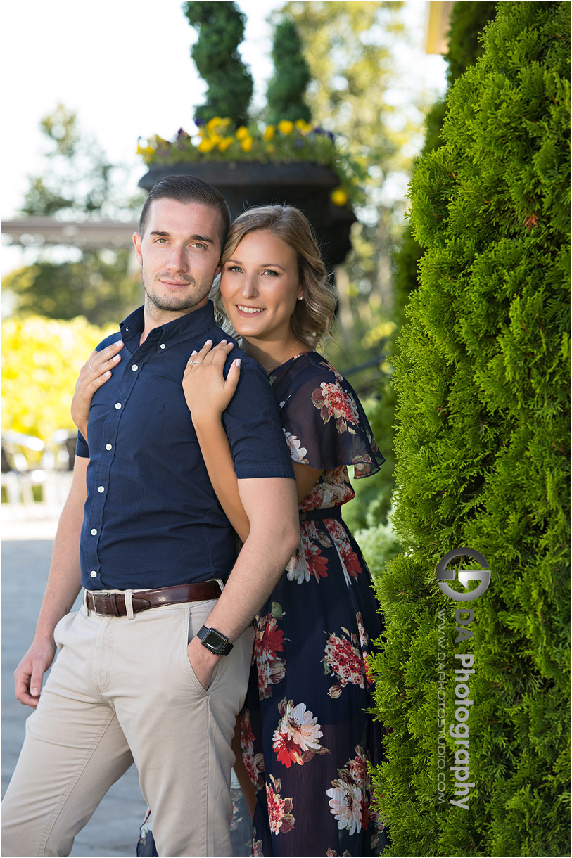 Gallucci Winery Engagement Photographers