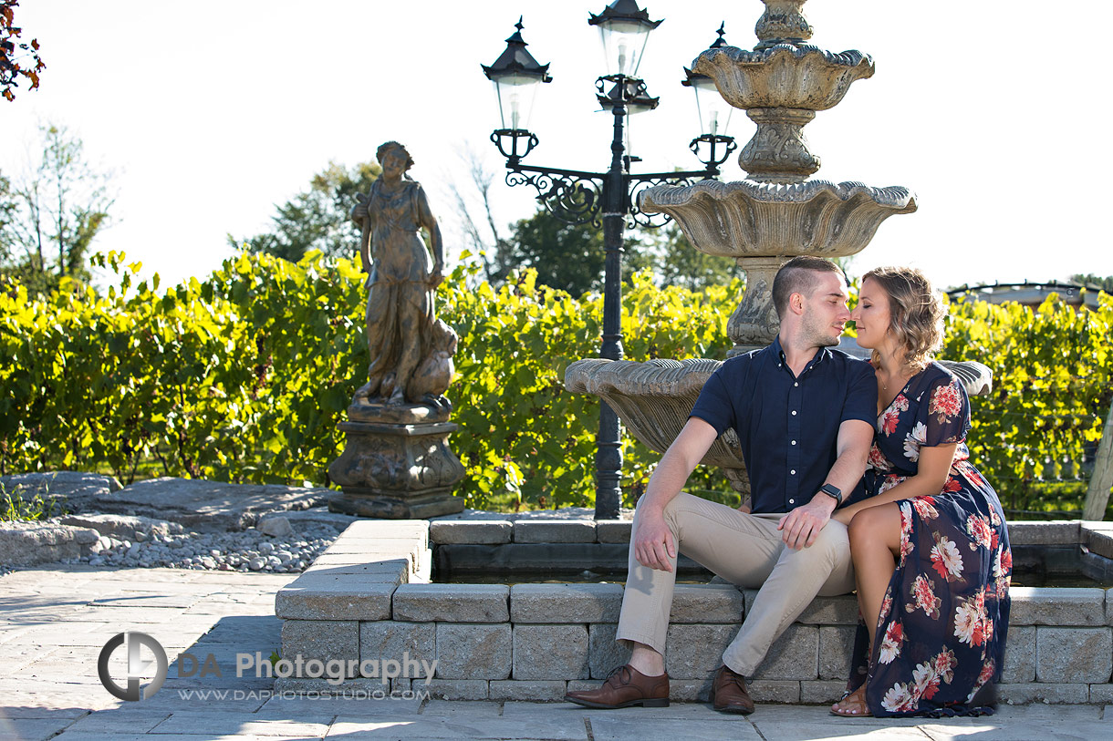 Gallucci Winery Engagement Photos