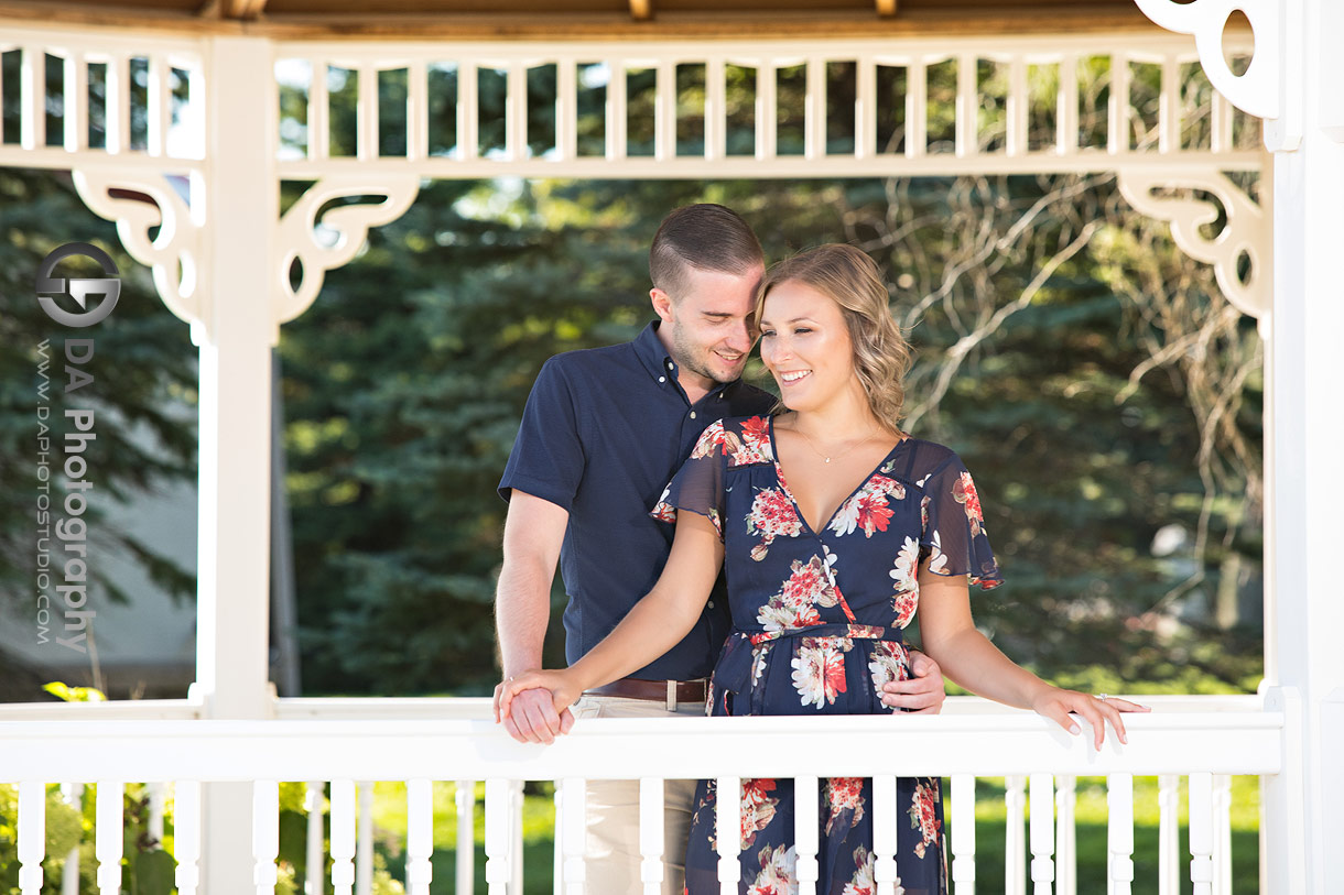 Engagement Photos at Gallucci Winery