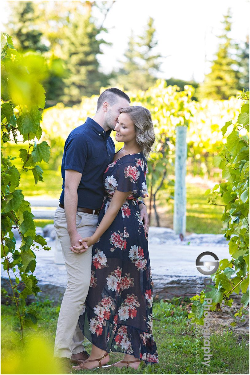 Gallucci Winery Engagements in Whitchurch-Stouffville