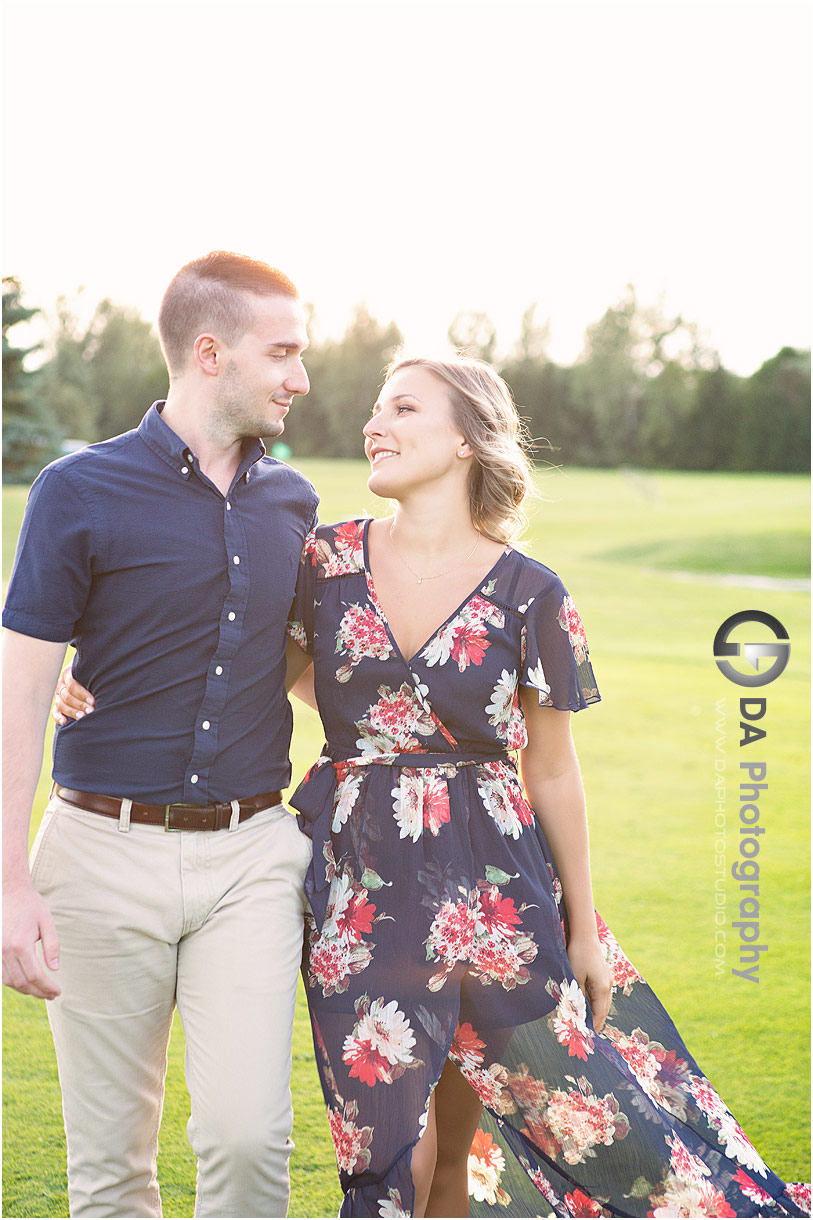 Top Photographers for Timber Creek Golf Engagements
