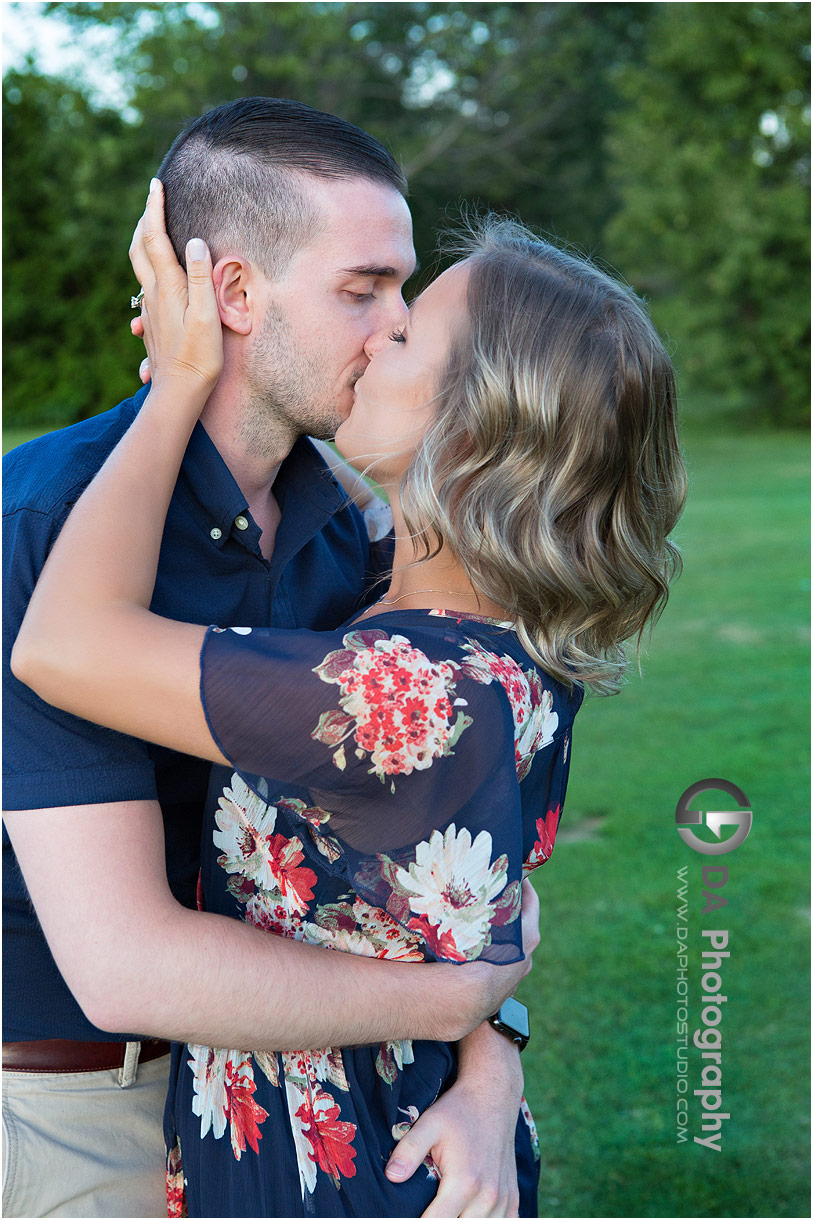 Best Photographer for Timber Creek Golf Engagements