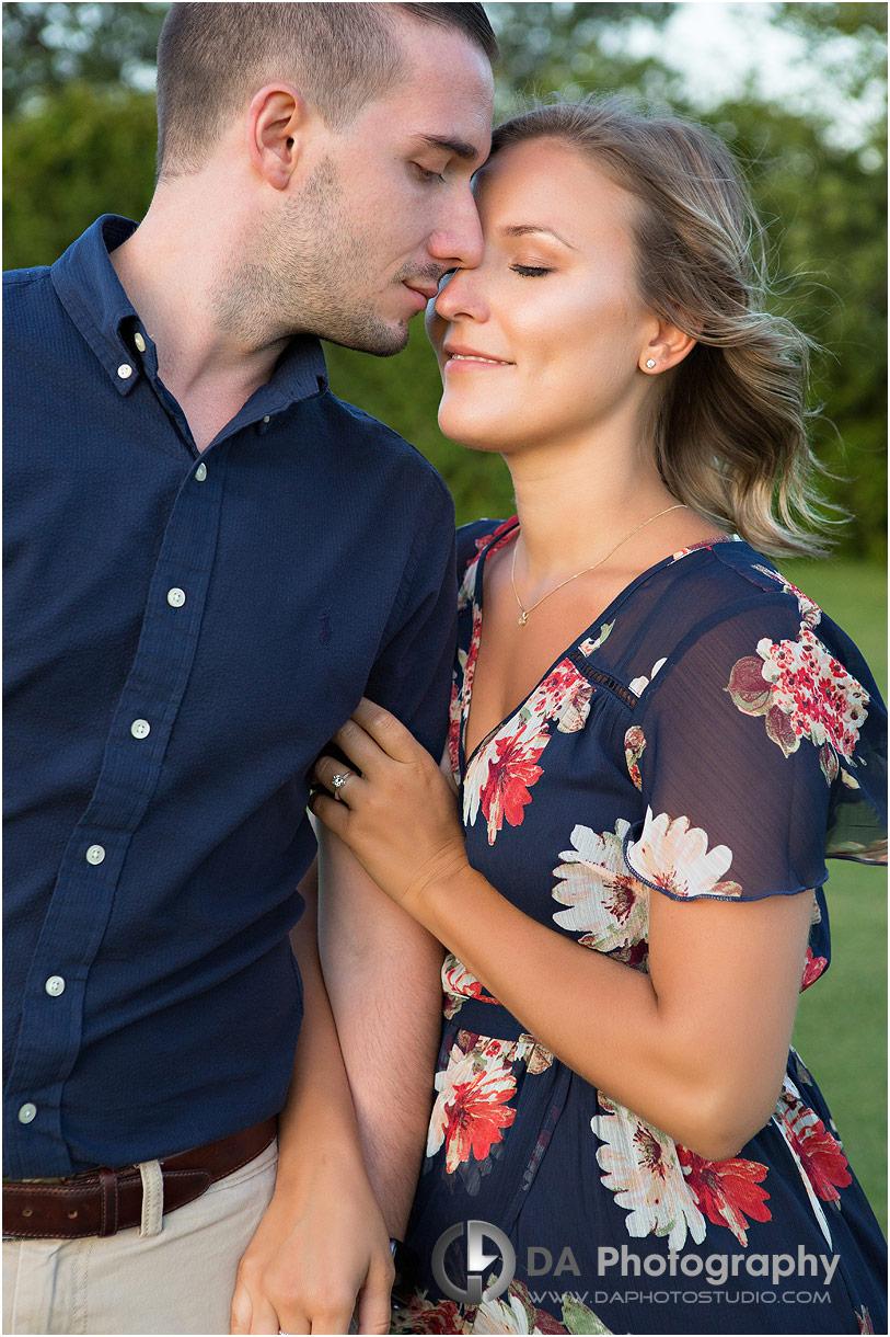 Engagement Photographer at Timber Creek Golf