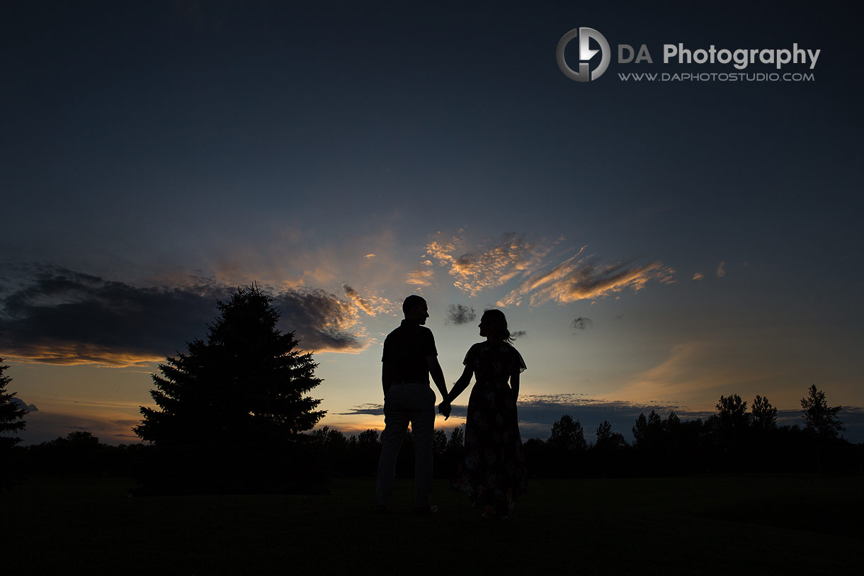 Engagement Photographers for Timber Creek Golf