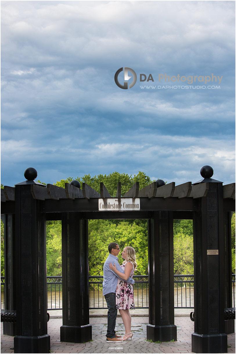 Best Paris Outdoor Engagement Location
