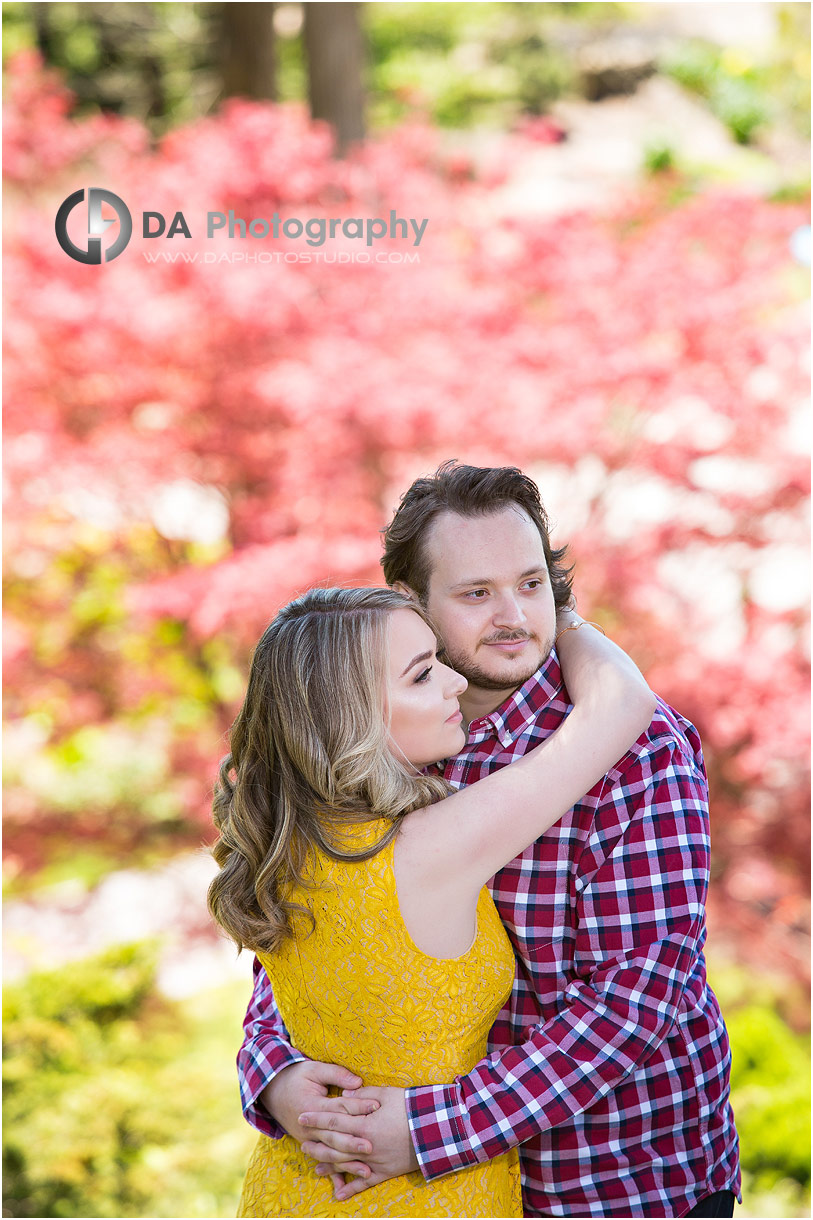 Engagement at Rock Garden