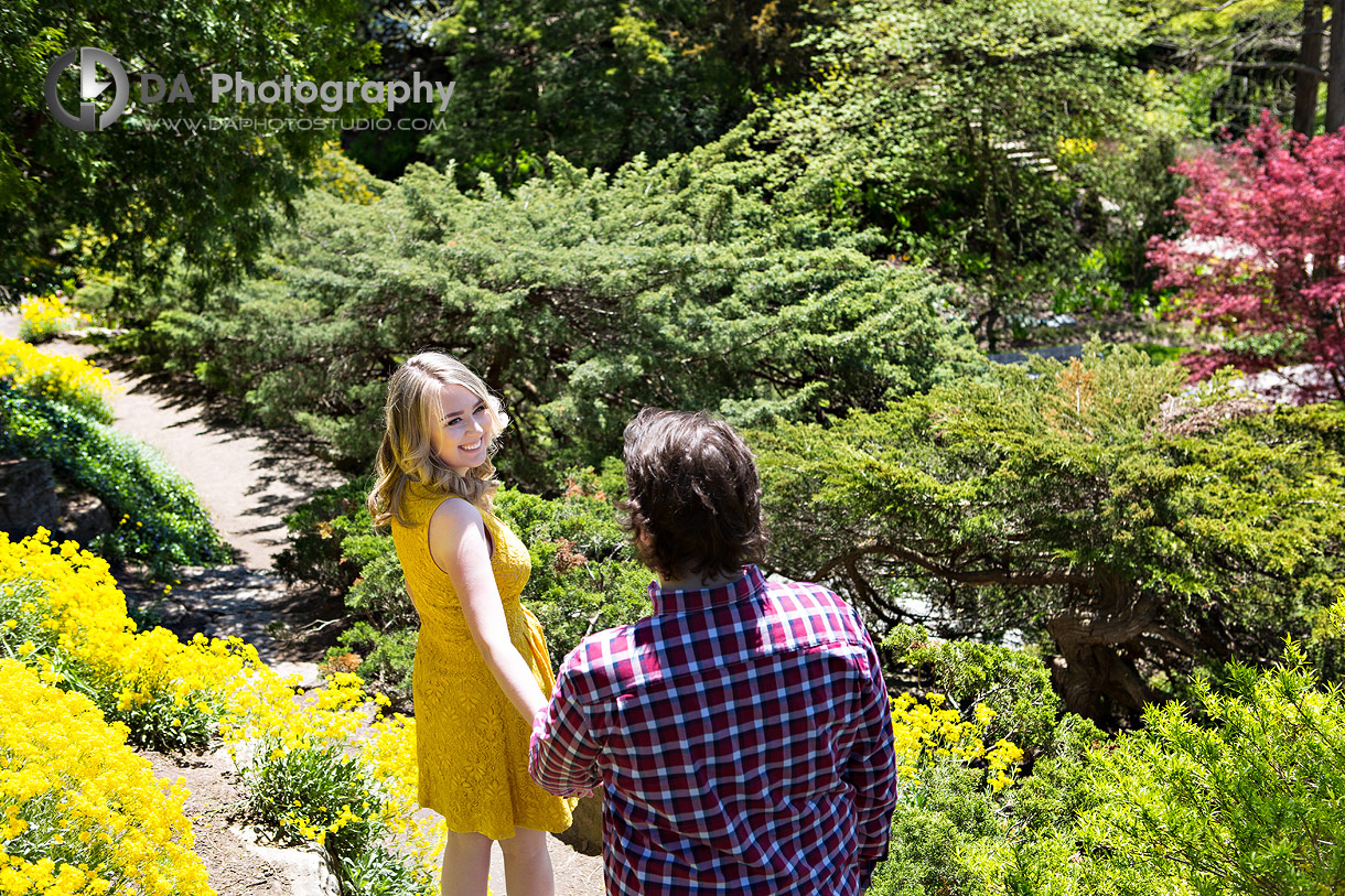 Engagement Photo Location in Burlington