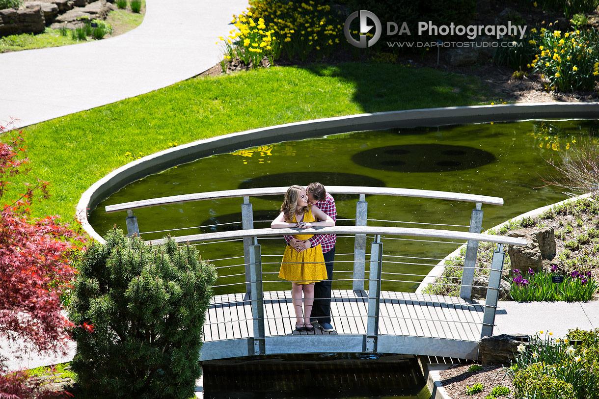Engagement Photographers for Rock Garden