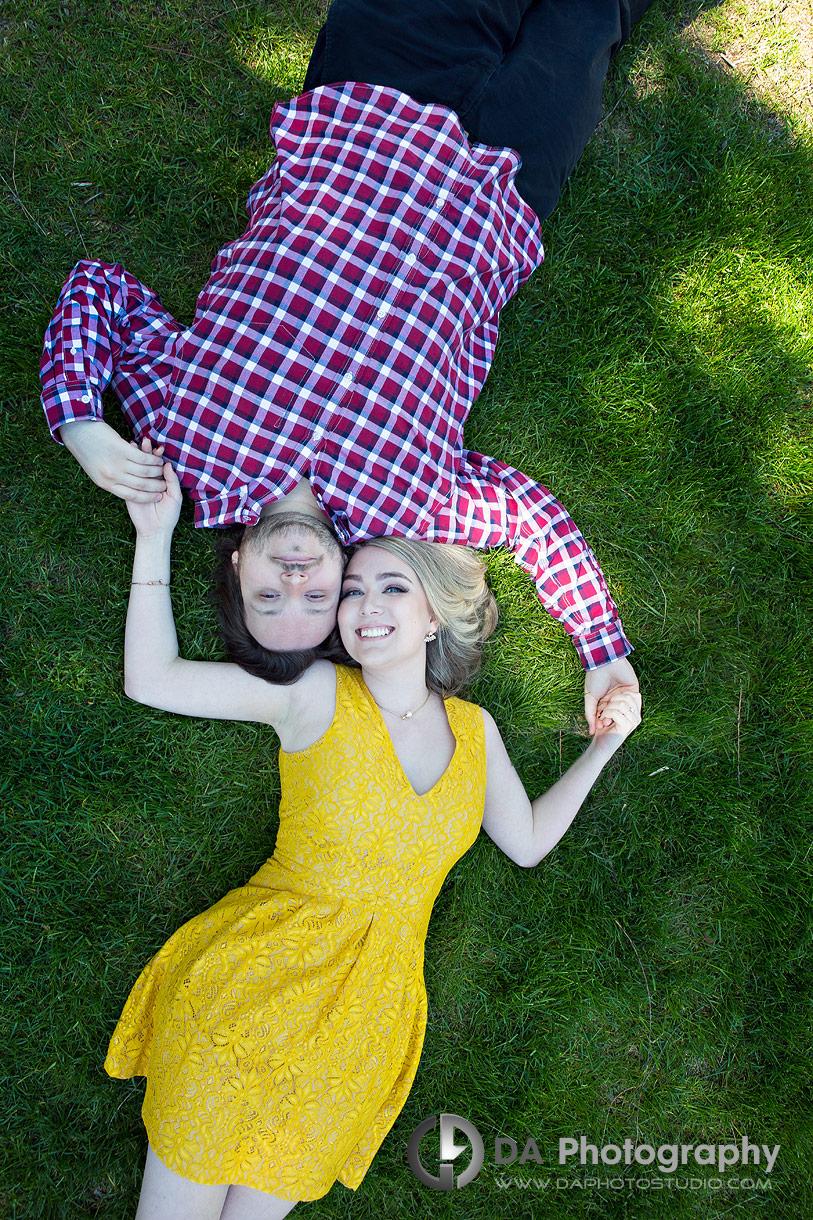 Best Engagement Photo Locations in Burlington
