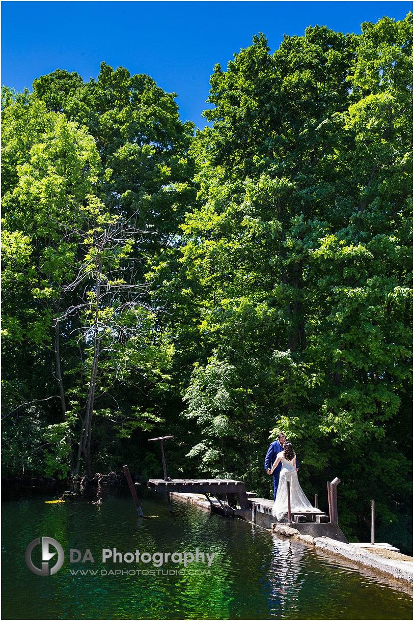 The Falls Inn and Spa Wedding in Walter Falls