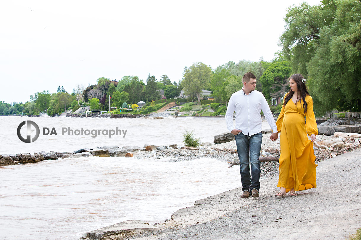Lakeview maternity photography
