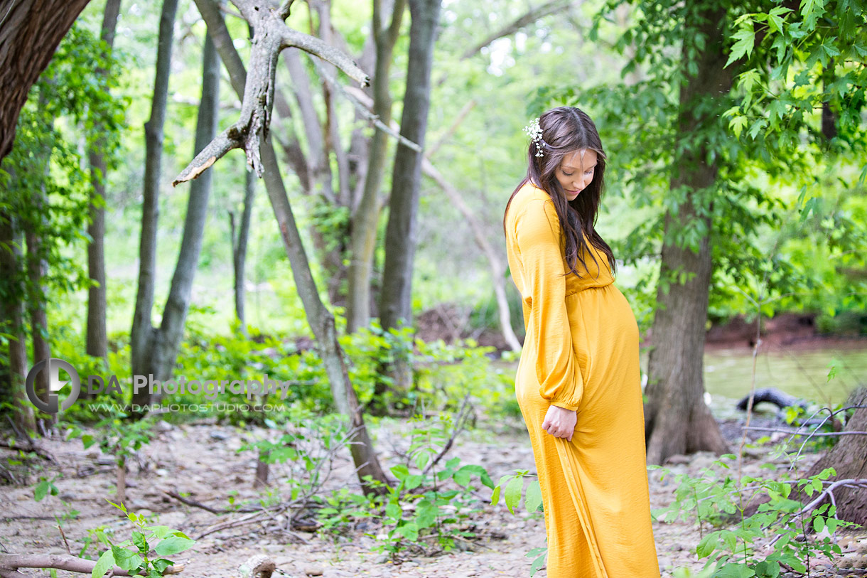 Best maternity photos at Paletta Lakefront Park