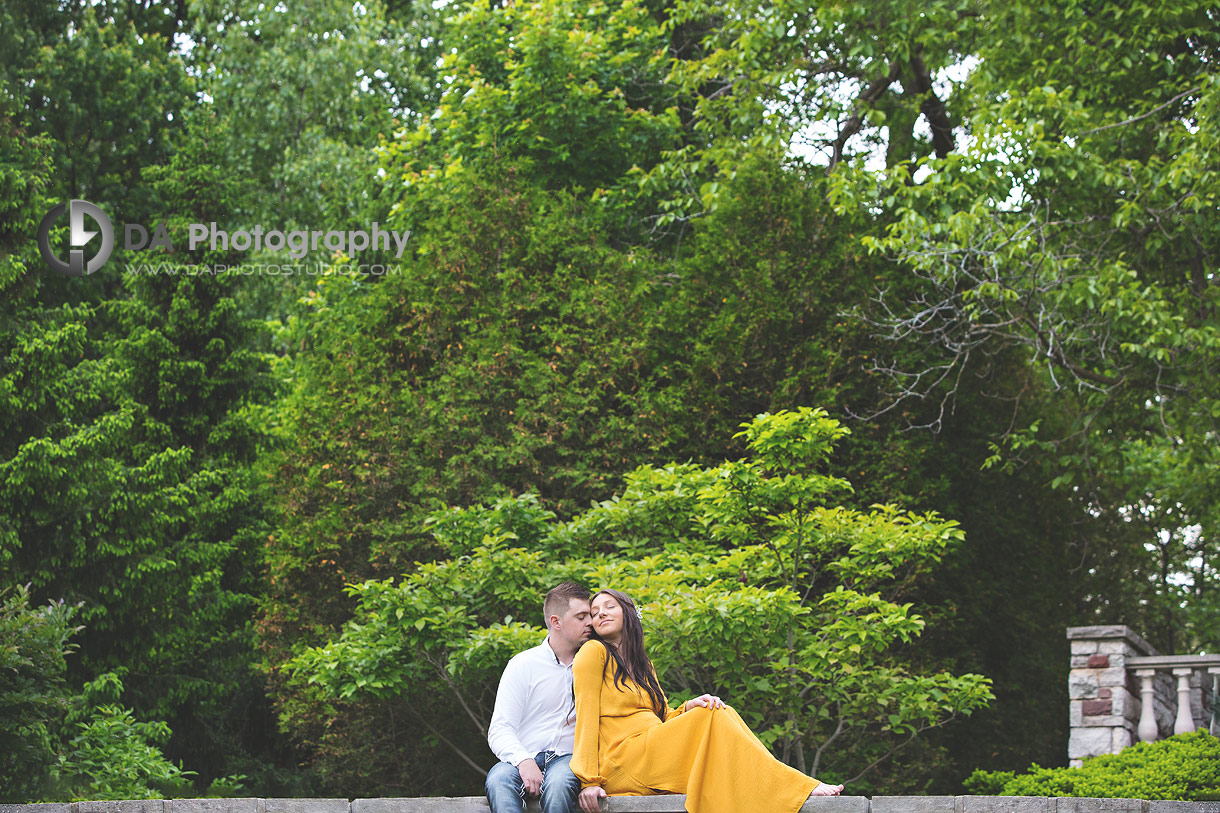 Maternity Photography at Paletta Mansion in Burlington