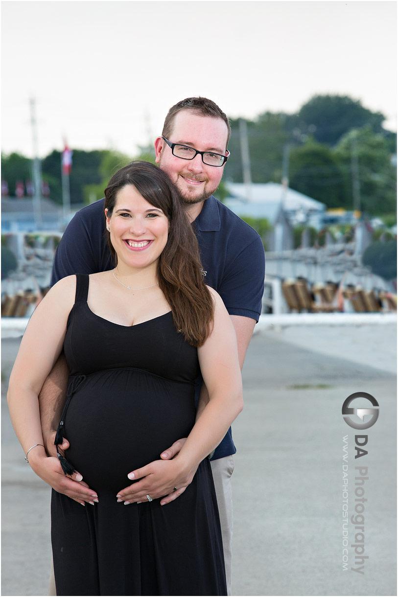 Port Dover maternity photo