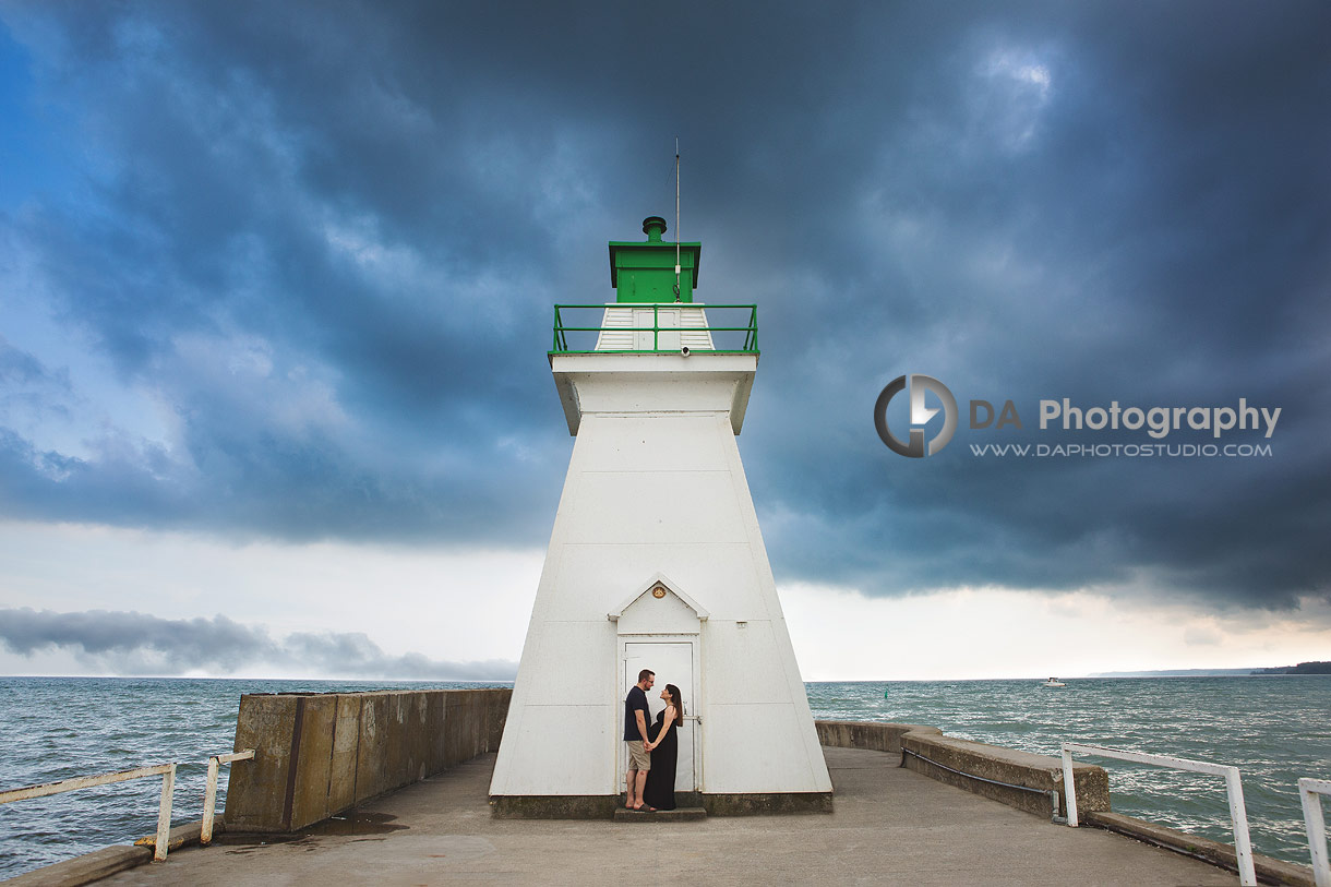 Maternity photos in Port Dover