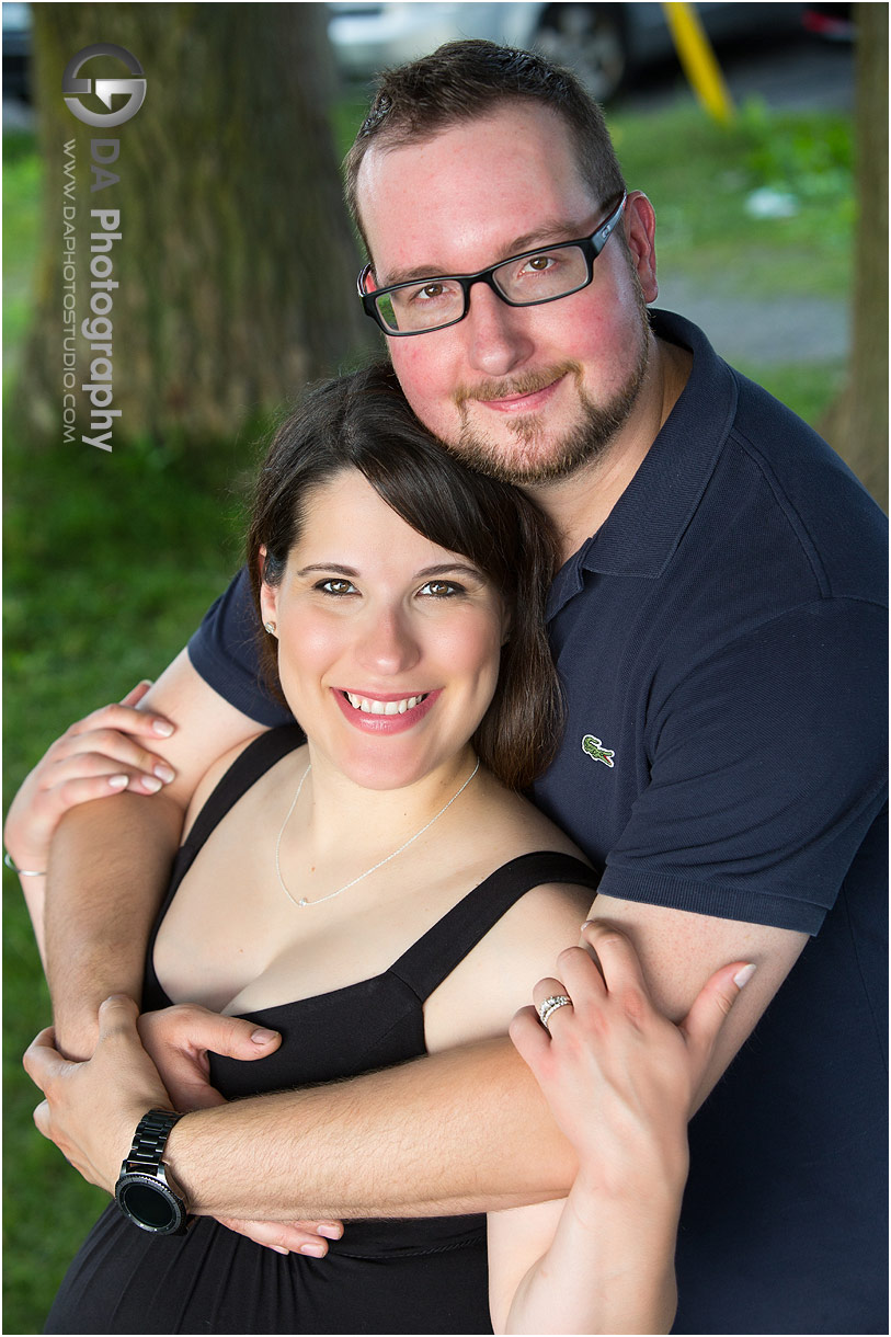 Couples portraits in Port Dover