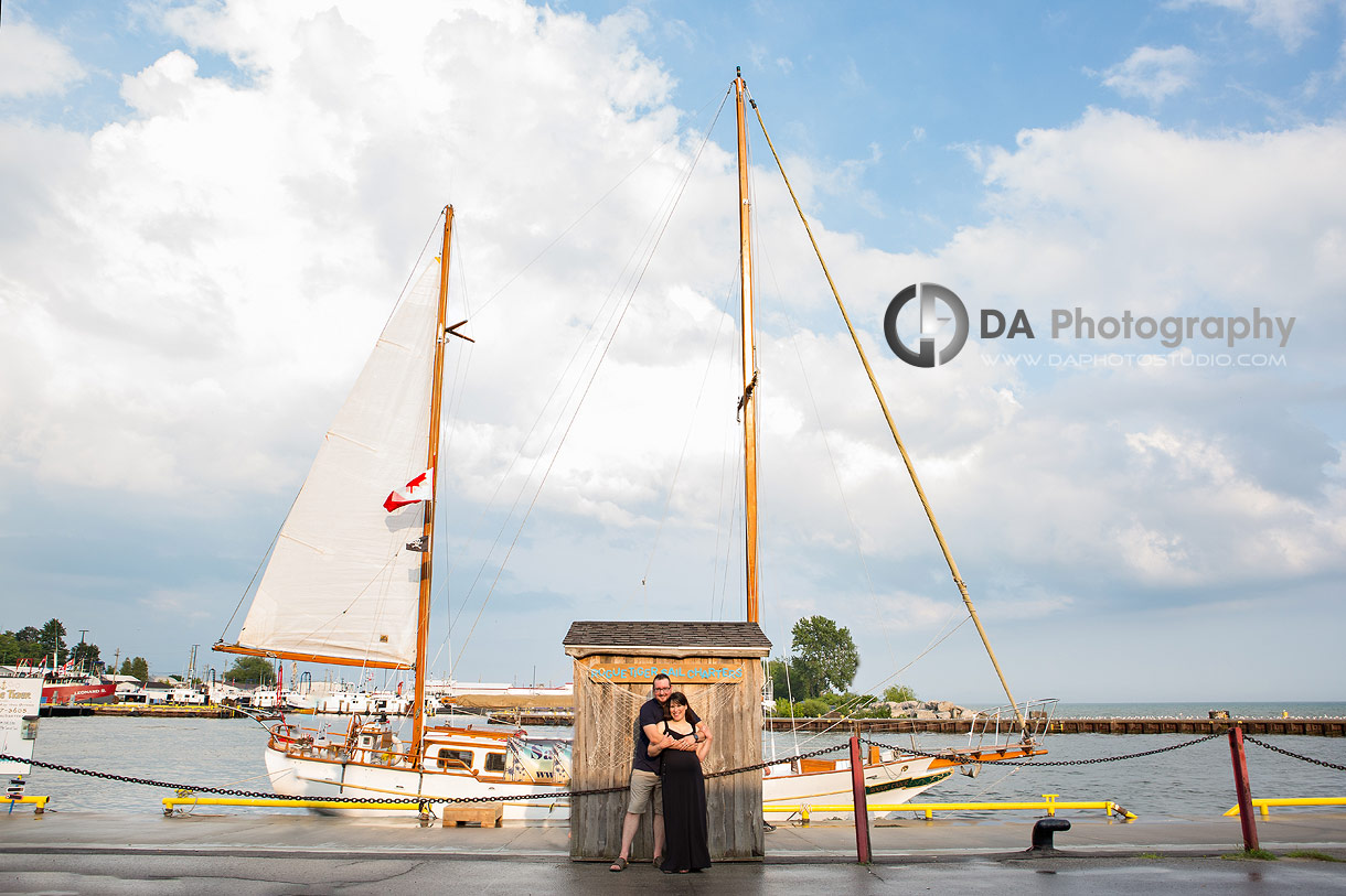 Port Dover Maternity photography