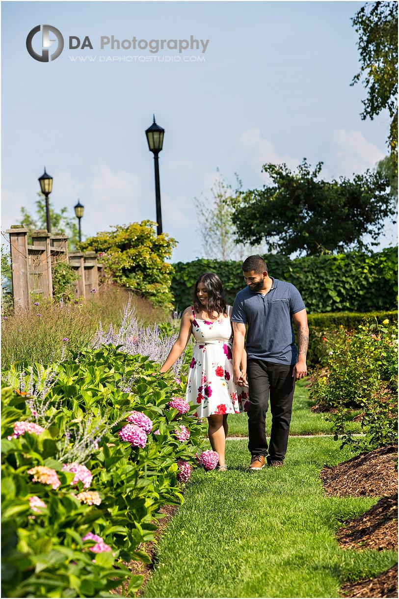 Gairloch Gardens Engagement photographer
