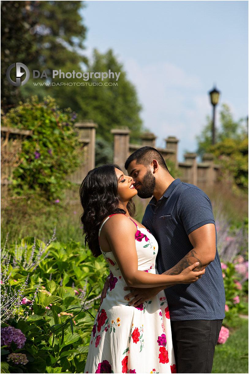 Gairloch Gardens Engagement photographers