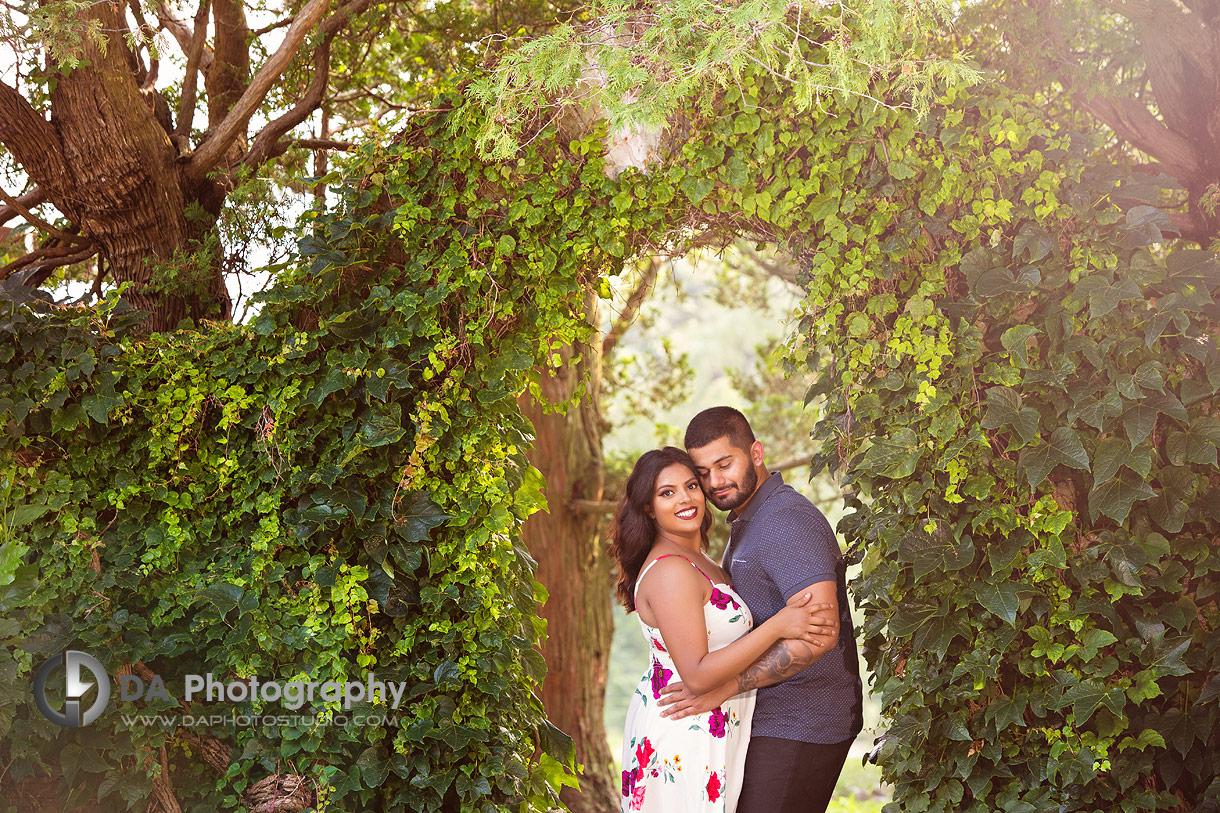 Best engagement photographers in Oakville