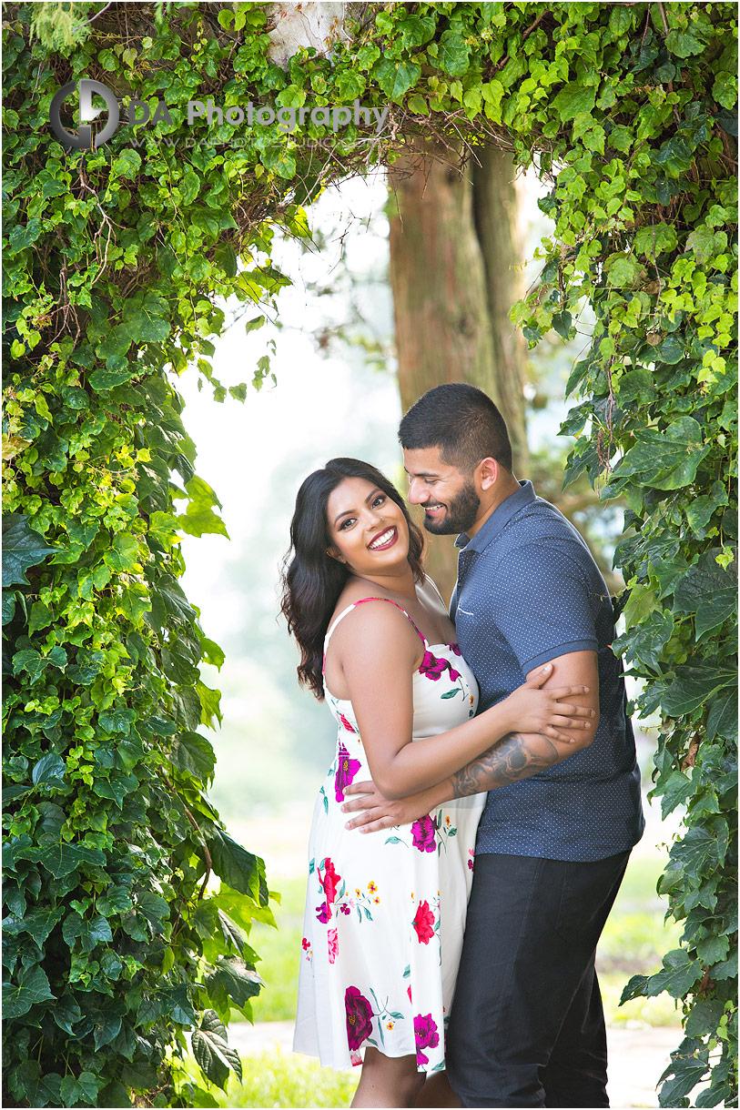 Best engagement photographers at Gairloch Gardens