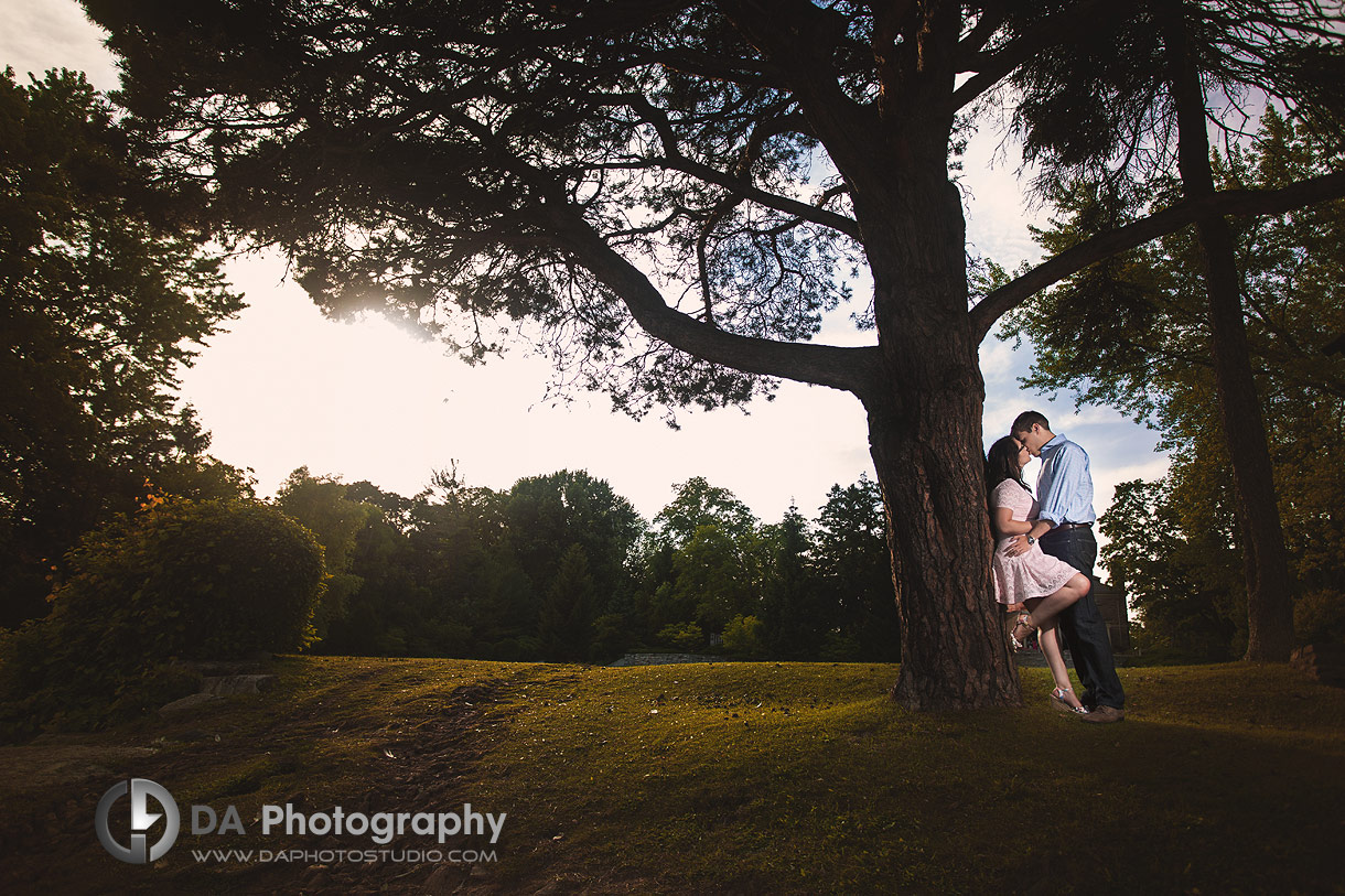 Paletta Mansion Engagement Session