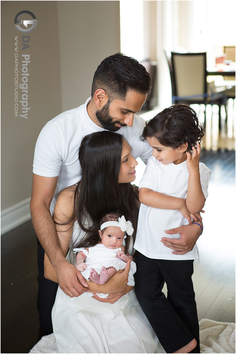 Family pictures in Brampton