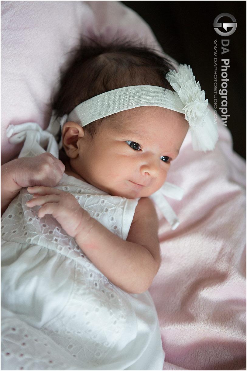 Baby photography in Brampton