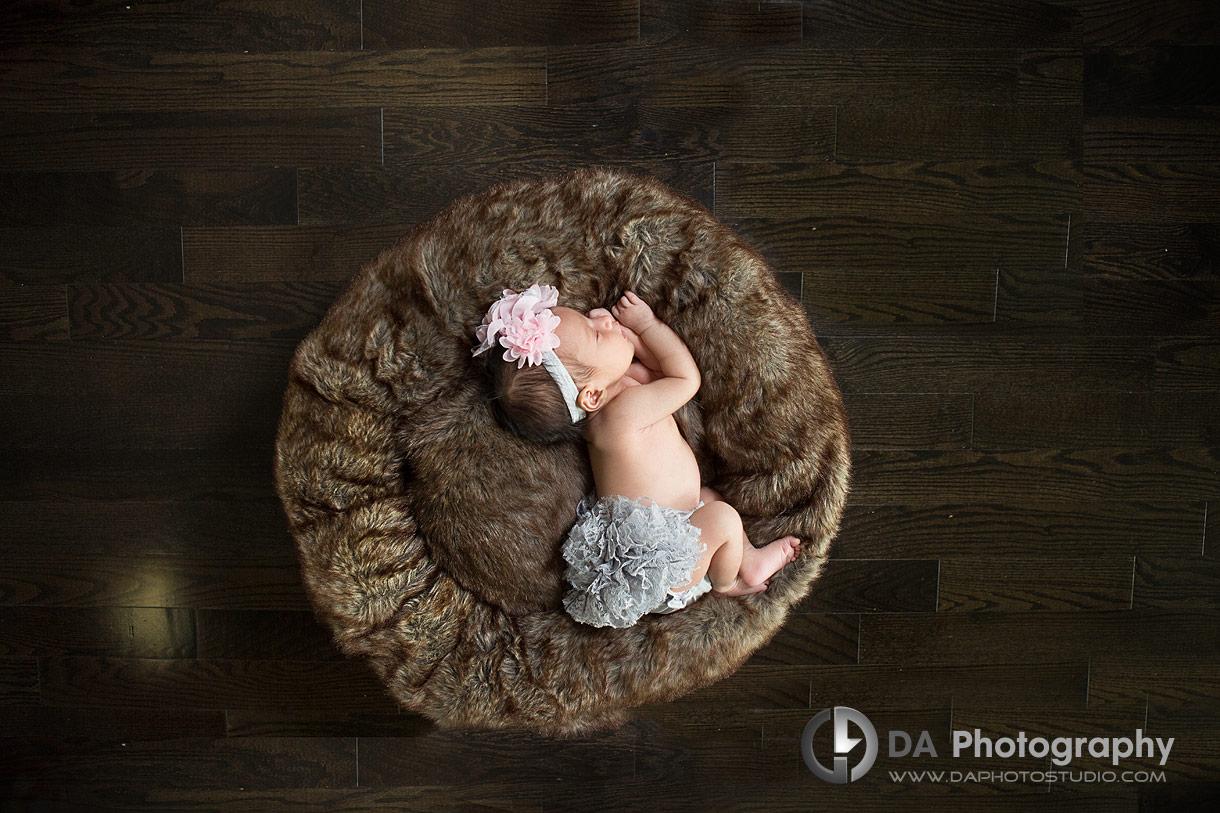 Best newborn photographer in Brampton