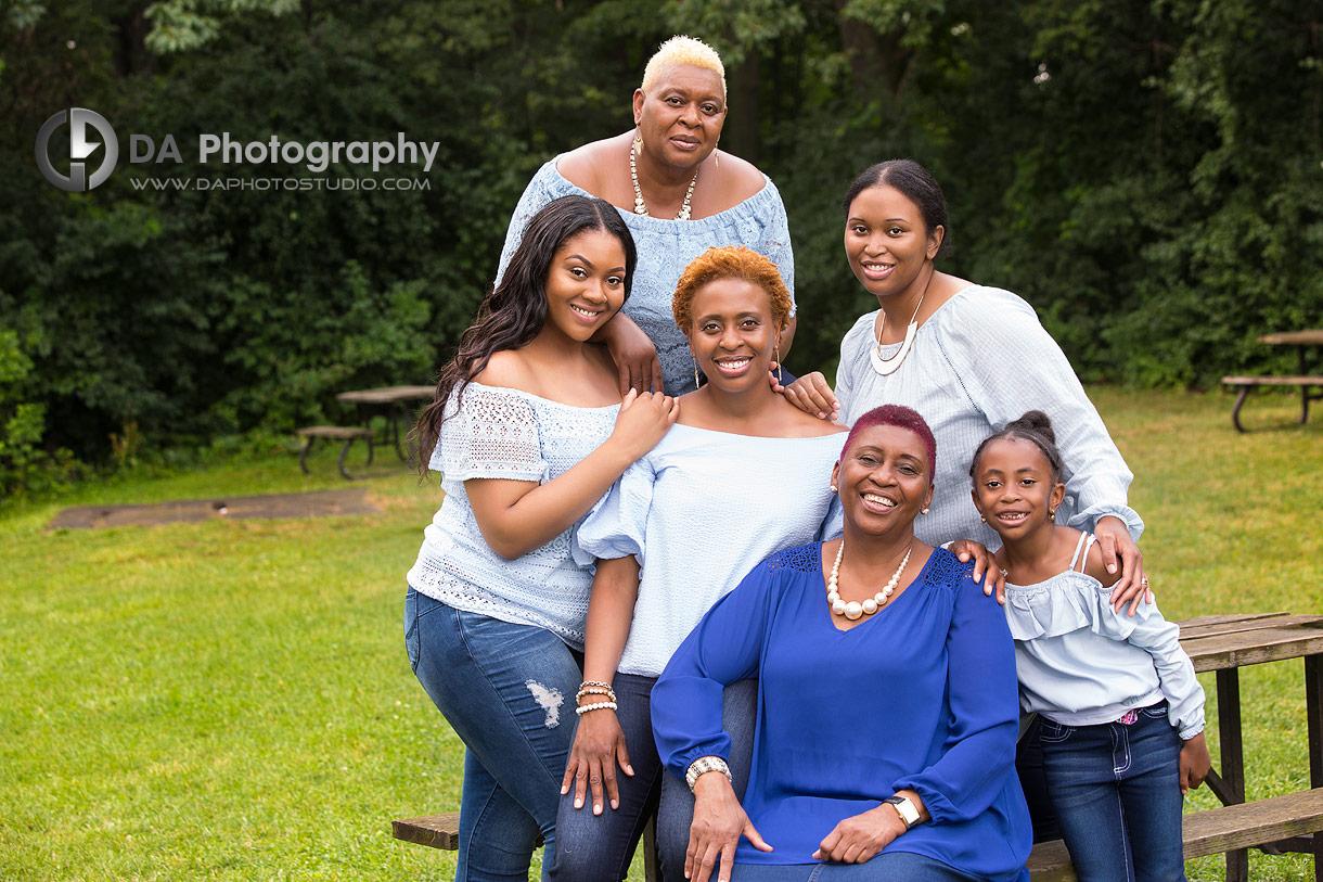 Family Photography in Brampton