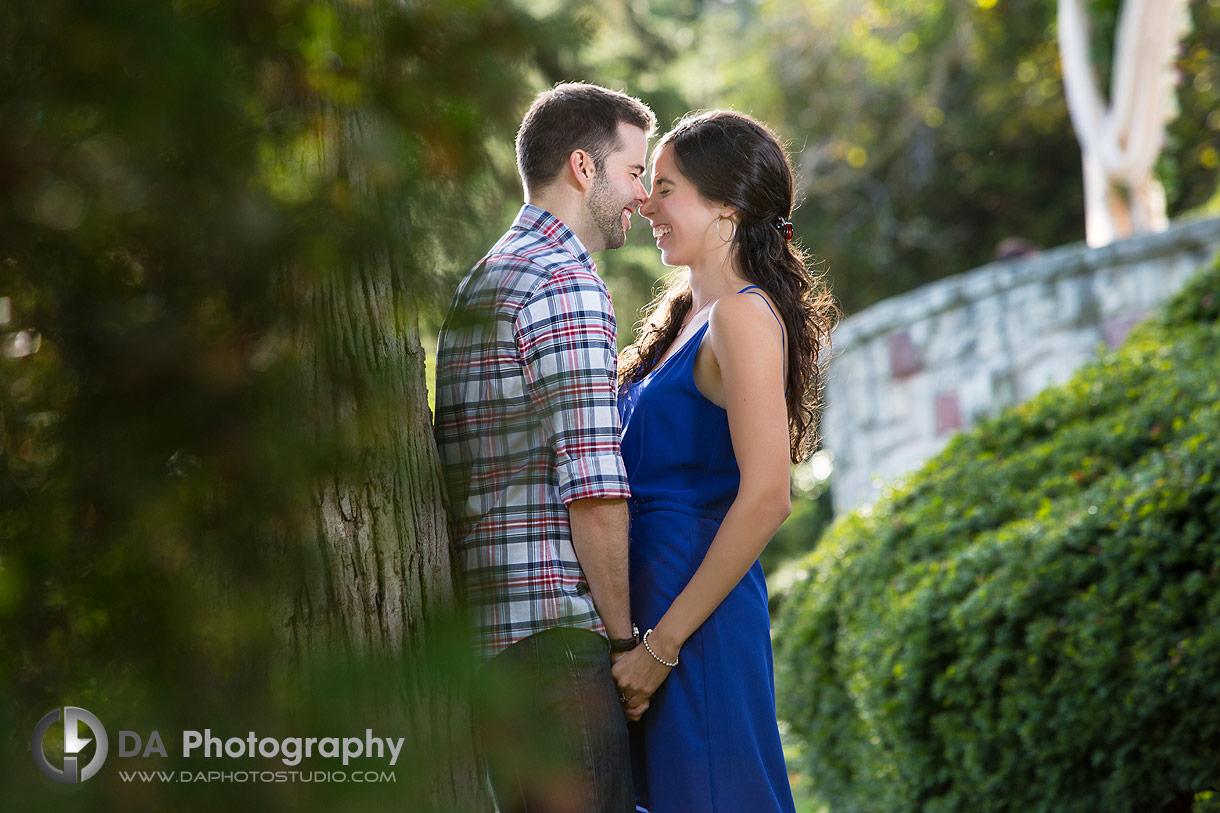 Best engagement photographer in Burlington