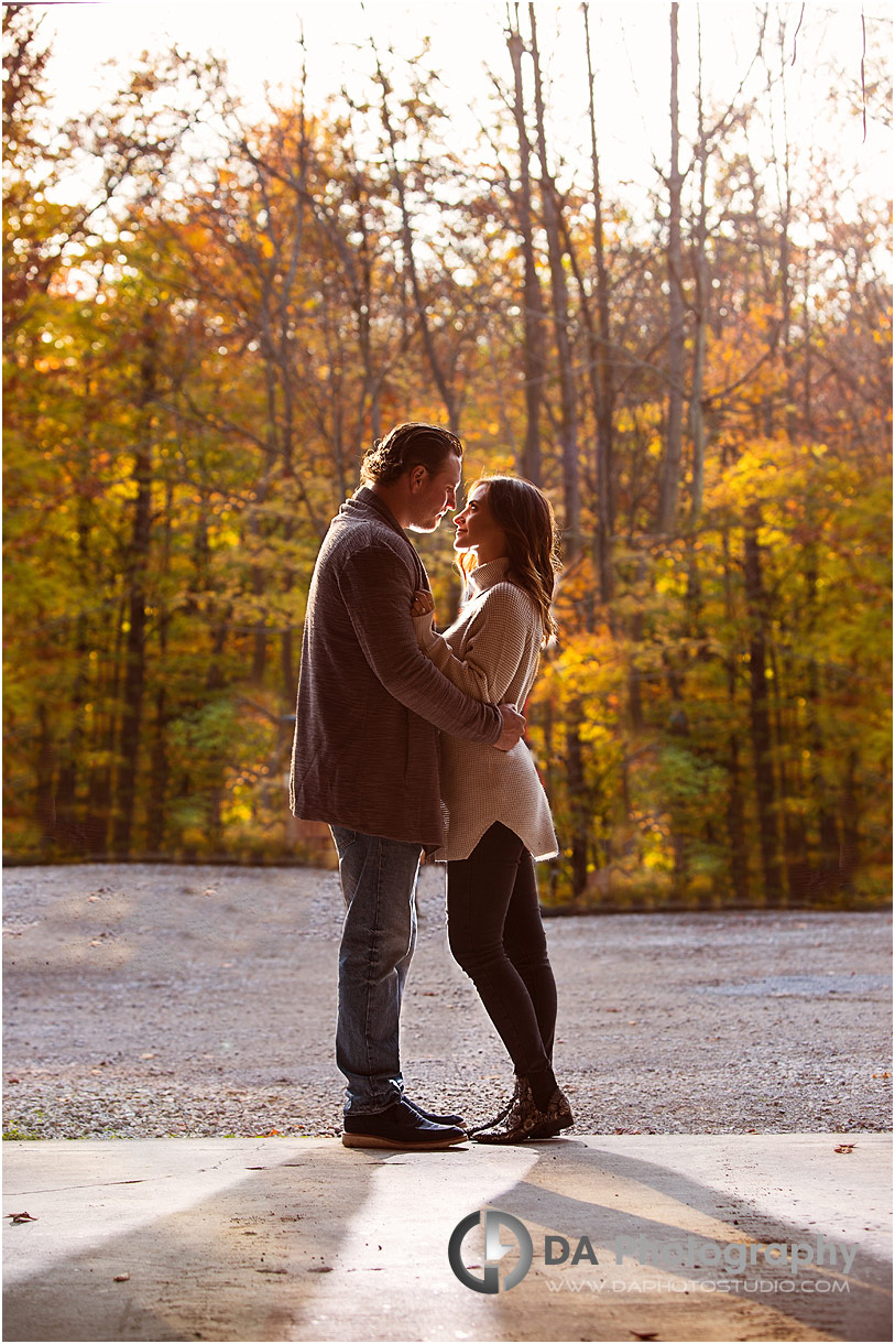 Mount Hope Engagement Session