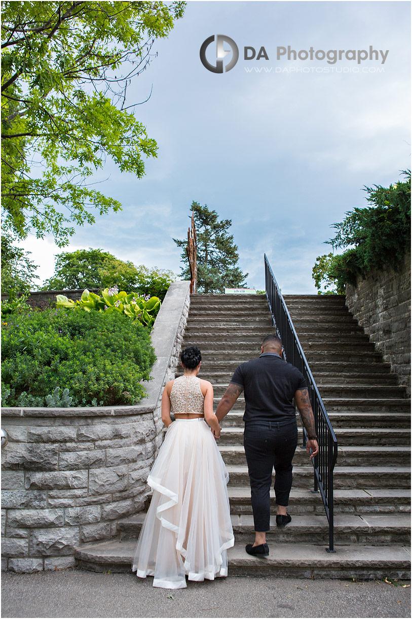 Hendrie Park Engagement photographers in Burlington