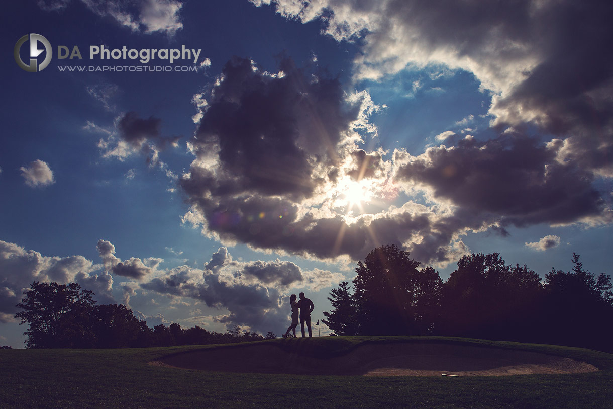 Sunset photos in Ancaster