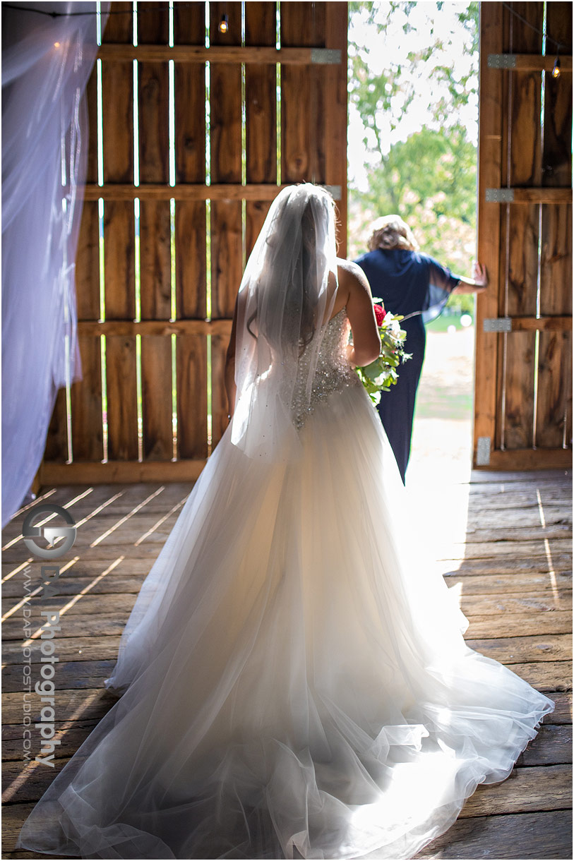 Brides at Barn weddings