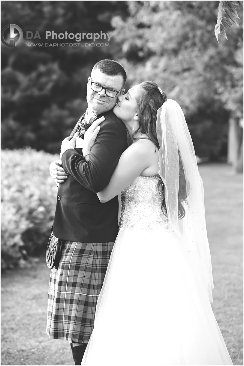 Brantford Wedding Photographs