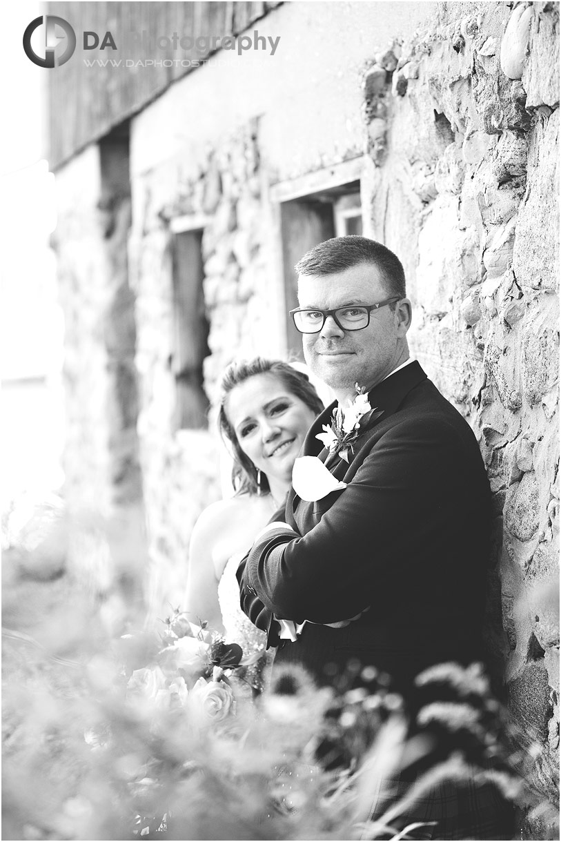 Barn Wedding Photo at Tutela Heights