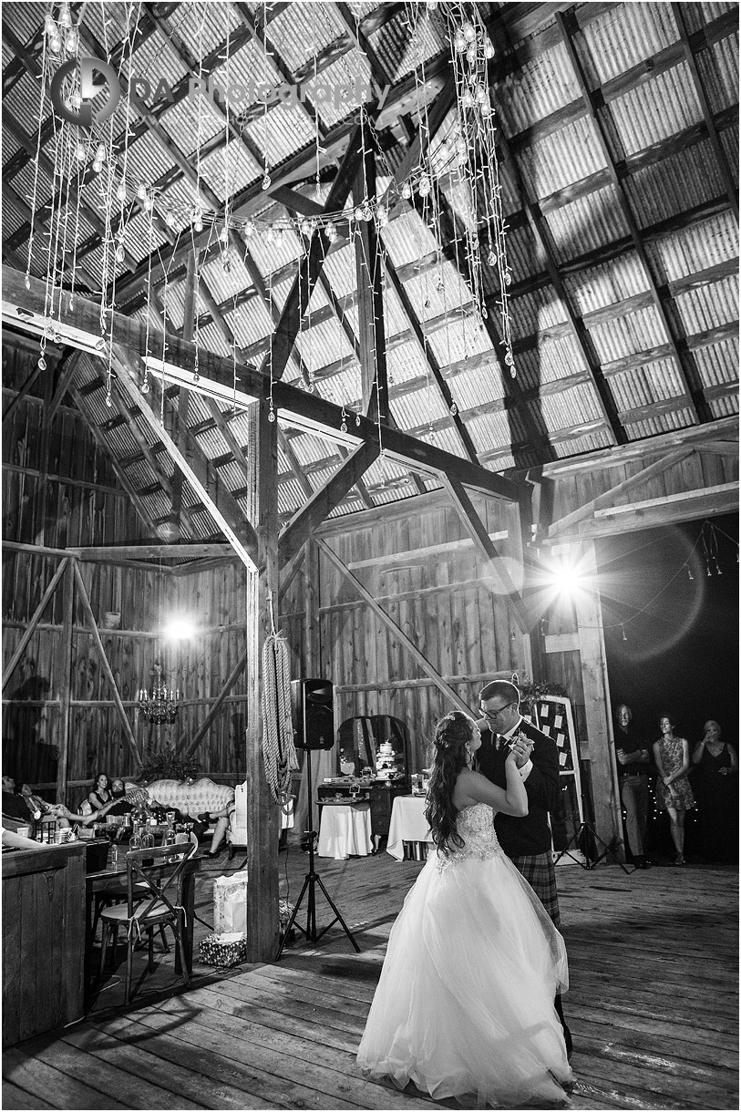 Barn Wedding Receptions