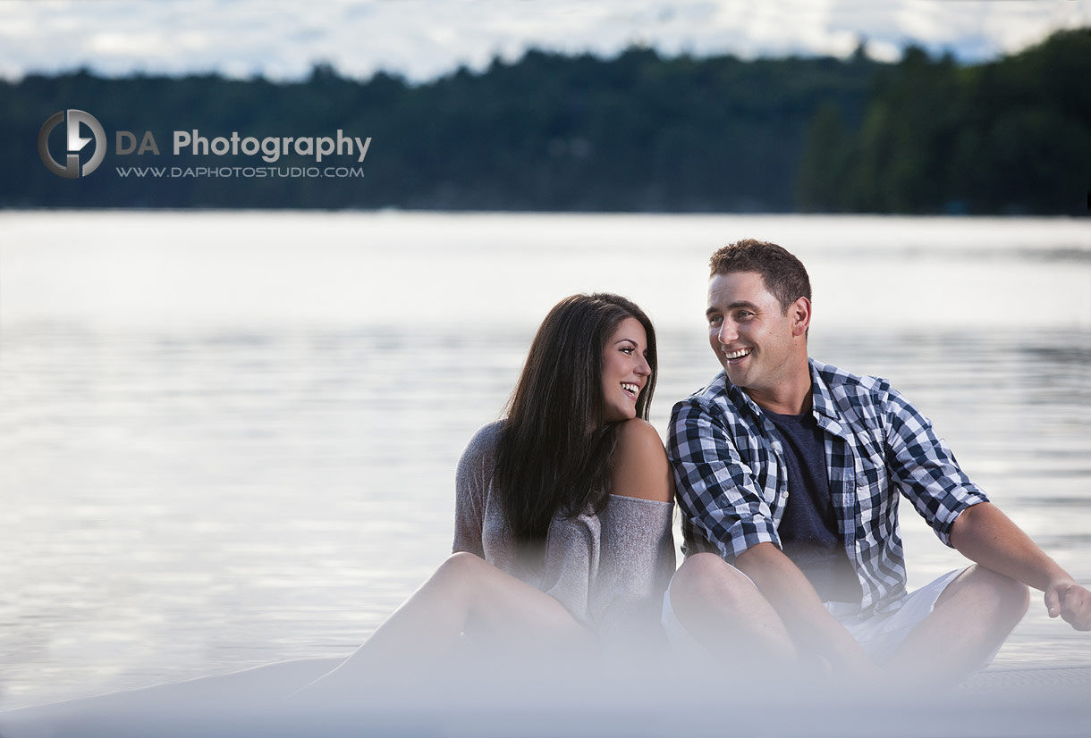 Top Engagement photographers in Muskoka