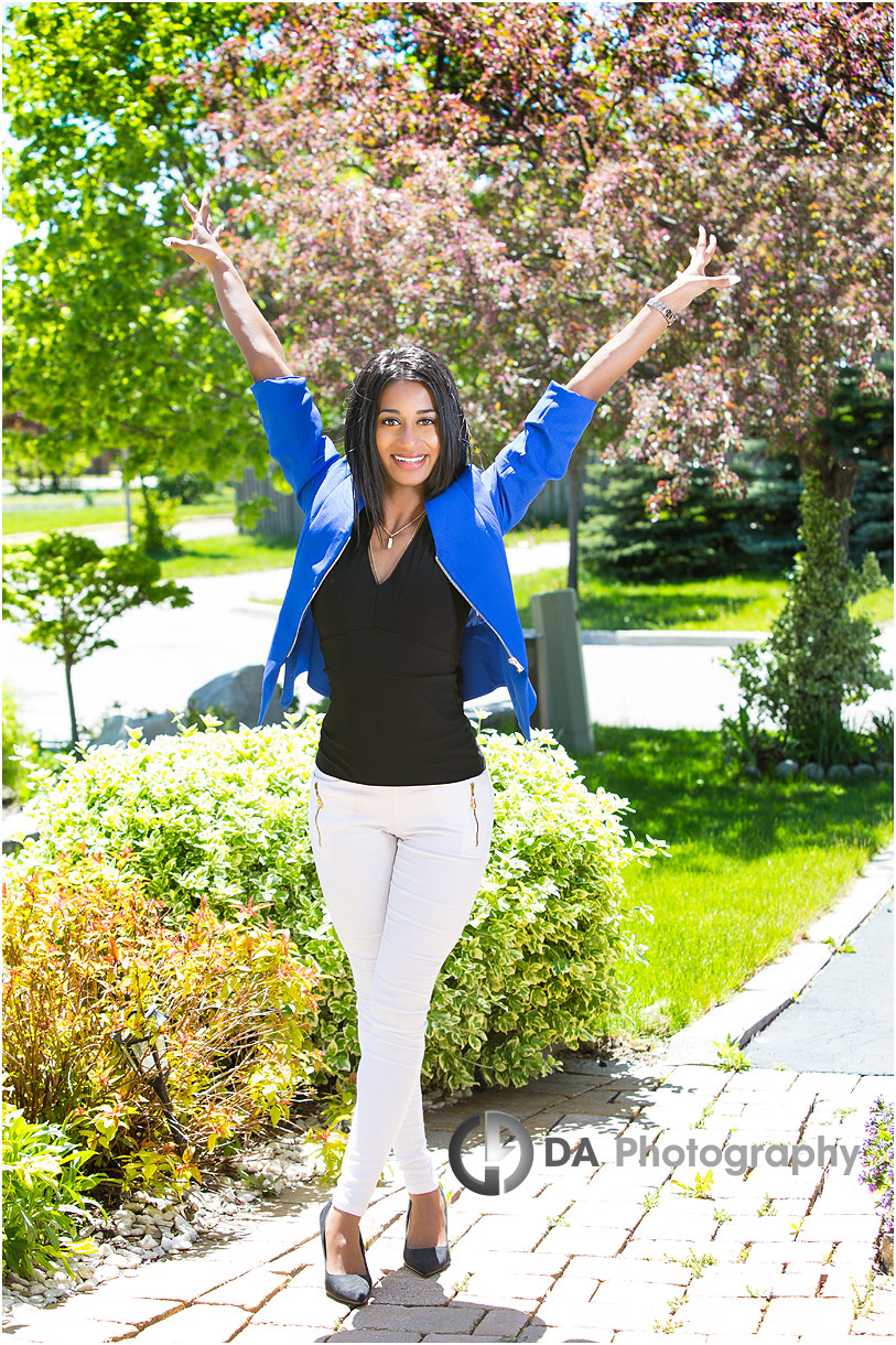 Spring branded photography in Mississauga
